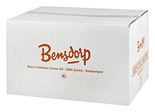 Callebaut Bensdorp Unsweetened Baking Cocoa Powder - Premium Cocoa Powder With 22/24% Cocoa Butter Content Dutch-Processed - GLUTEN FREE - 44 Lbs by Bensdorp (Image #2)