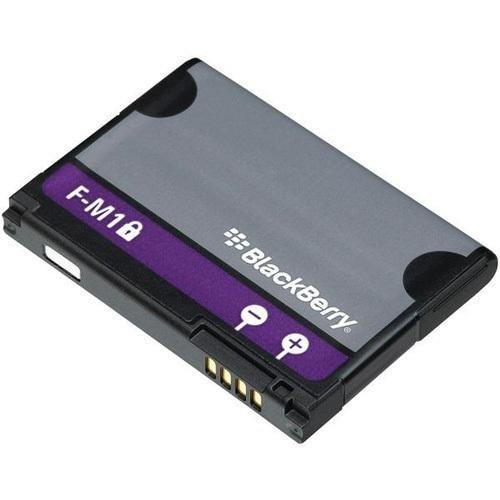 004 Original Oem Blackberry (Blackberry BAT-24387-004/ACC-32830-201 F-M1 Battery Pearl 3G Style Original OEM - Non-Retail Packaging - Grey/Purple)