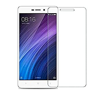 ZYNK CASE Tempered Glass for MI REDMI 4A Mobile Accessories