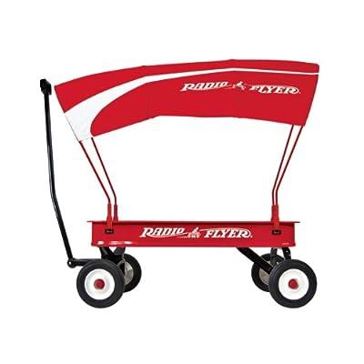 Radio Flyer Wagon Canopy: Toys & Games