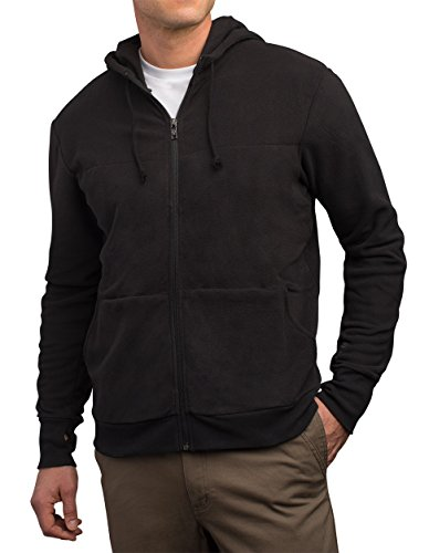 SCOTTeVEST Hoodie Microfleece - 10 Pockets – Comfortable Travel Clothing
