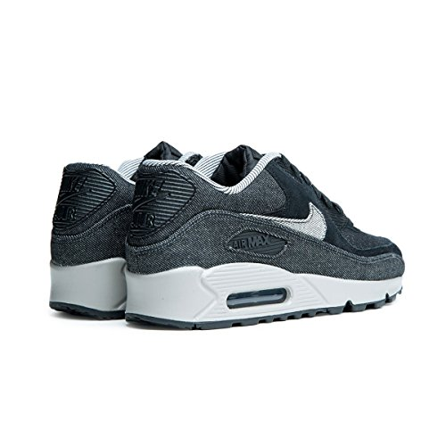 Se 90 black black NIKE cobblestone Femme de Air grey dark Gymnastique Chaussures Max EOqqBtRw6