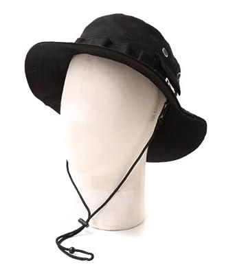 444f3bc7 BOUNTY HUNTER(バウンティーハンター)BxH NewEra Jungle Hat (ジャングル ハット 帽子)