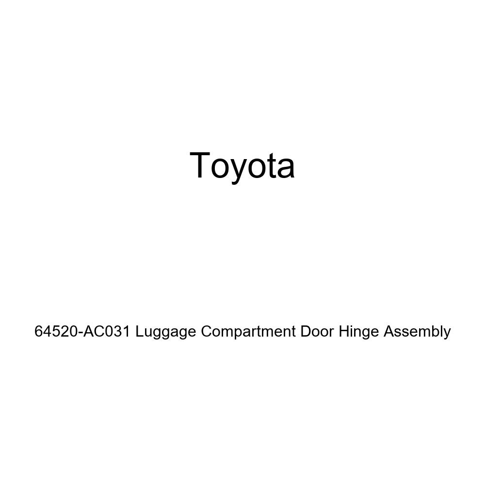 Toyota 64520-AC031 Luggage Compartment Door Hinge Assembly
