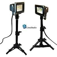 LimoStudio Portable LED Photography Table Top Photo Studio Light Kit, AGG1083V2