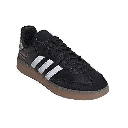 Para Negra Tenis Blanca Orange Zapatillas Y Og Hombre Black Adidas clear Deportivas Sneaker Samba white Iv6TwxY