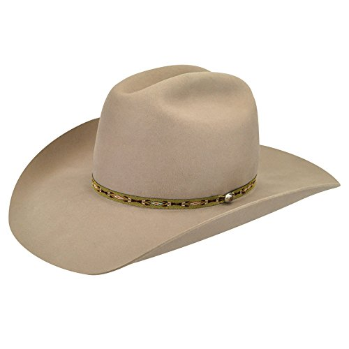 Bailey Western Womens W1603B Bridger Hat, Tan Mist - 6 5/8