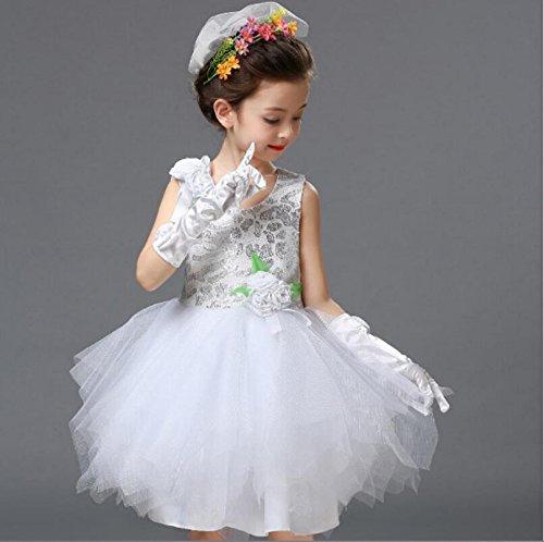 9b5a6e1fae10e (マリア)MARIAH キッズ ワンピース ダンス衣装 子供用 チュールスカート ふわふわ ロリータ ボリューム パニエ
