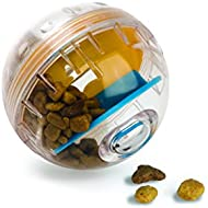 Pet Zone IQ Treat Ball, 3-Inch