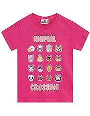 Animal Crossing Meisjes T-Shirt