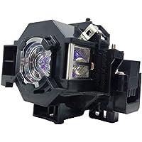 BORYLI ELP-LP41Replacement Projector Lamp Housing PowerLite S6,PowerLite S5, EMP-S5+, EMP-X5,