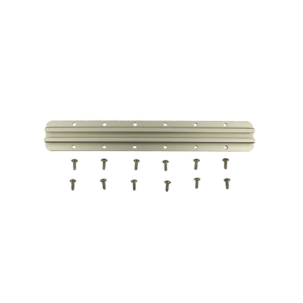 Yakattack GT175 Generation II GearTrac, 12'', Includes SS Mounting screws