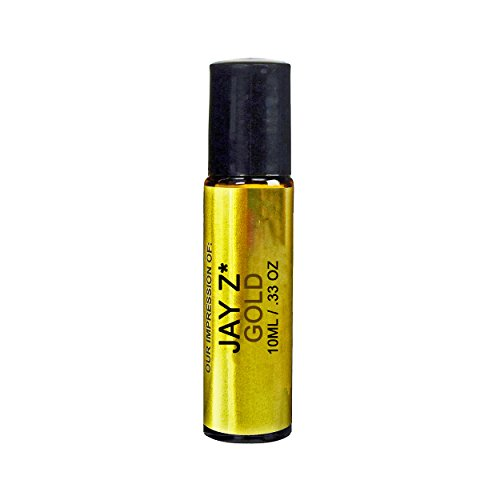 Accord Gold (Perfume Studio IMPRESSION Perfume Oil; SIMILAR Fragrance Accords to{JAY_ZEE GOLD} Parfum - 100% Pure Undiluted, No Alcohol Premium Oil (Perfume Oil VERSION/TYPE; Not Original Brand))