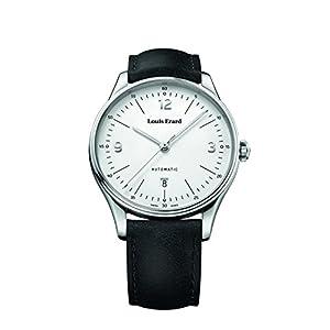 Louis Erard Men's Heritage White Dial 69287AA01.BAAC82 Black croco strap