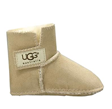 20160c837b4a Ugg Kids 5202 Erin Infant Booties Sand Size Xl   X-LARGE  Amazon.co ...