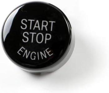 F G Chassis e d avviamento motore Start Stop pulsante ABS tappo copertura per 1 2 3 4 5 7 series X1 X3 X4 X5 X6