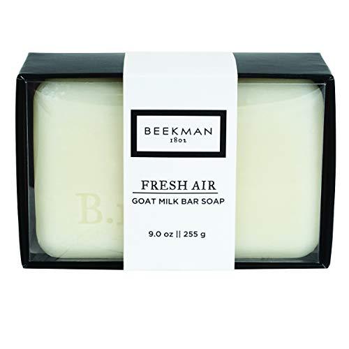 Goat Milk 9oz Fresh Air Bar Soap - Fresh Milk Milk Soap