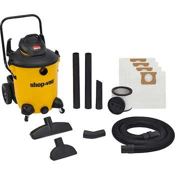 Shop-Vac 14 Gallon/ 6.5 Peak HP Pro Series Wet or Dry Vacuum with Cart by ShopVac