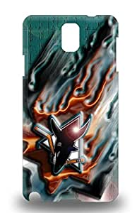 Tpu NHL San Jose Sharks Logo 3D PC Case Cover Protector For Galaxy Note 3 Attractive 3D PC Case ( Custom Picture iPhone 6, iPhone 6 PLUS, iPhone 5, iPhone 5S, iPhone 5C, iPhone 4, iPhone 4S,Galaxy S6,Galaxy S5,Galaxy S4,Galaxy S3,Note 3,iPad Mini-Mini 2,iPad Air )