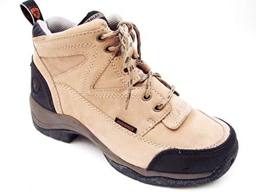 Ariats Women's Waterproof Nubuck Paddock Boot (Sales Sample No Box) 7M (Ariat Arch)