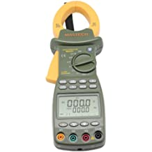 AideTek AMS2203 MS2203 3-Phase Clamp Meter Power Factor Correction