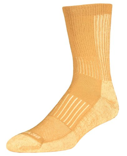 DryMax Hiking HD Crew, Tan, W5-7 / M3.5-5.5, 2 Pack by Drymax
