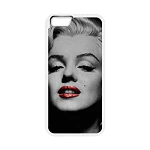 iPhone6 Plus 5.5 inch Cell Phone Case White Marilyn Monroe AFK344390