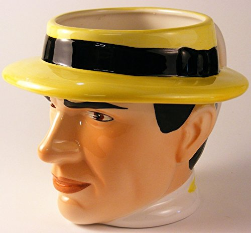 (Vintage 1990 Disney Dick Tracy Movie Exclusive Applause Coffee Mug)