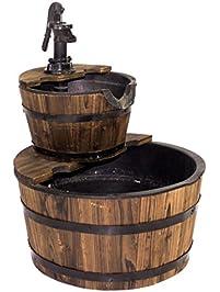 backyard expressions water barrel