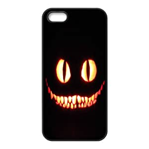 Characteristic Funny Phone Case Cheshire Cat For iPhone 5, 5S NP4K03107