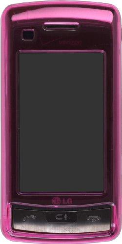 - Premium Snap-On Case for LG enV Touch VX11000, VX11K - Pink