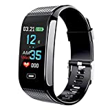 Smart Wristbands Watch Fitness Tracker Blood Pressure Heart Rate Monitor IP67 Waterproof Fitness