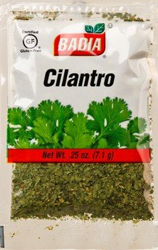 Badia Cilantro 0.25 oz Badia