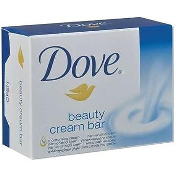 Dove Original Beauty Cream Bar White Soap 100 G / 3.5 Oz Bars
