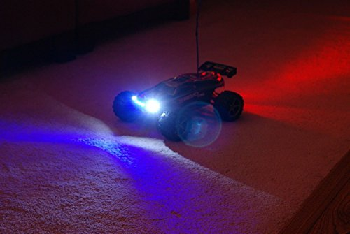 RC LED Lights (2W2B4R 3mm) Traxxas E-Revo 1:16th Scale- for sale  Delivered anywhere in USA