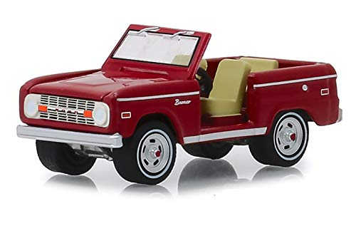 Greenlight 29984 Elvis Presley - Ford Bronco - 1974 Houston Livestock Show and Rodeo, Houston Astrodome Hobby Exclusive 1:64 Scale