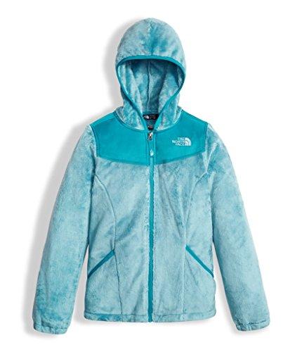 Nimbus Jacket - The North Face Girl's OSO Hoodie - Nimbus Blue - L (Past Season)