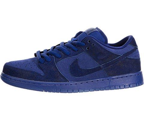 Nike Men's Dunk Low Premium SB Deep Royal Blue/Dp Royal