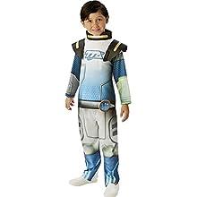 Tomorrowland - Disfraz de Miles Deluxe para niños, infantil 5-6 años (Rubie's 620533-M)