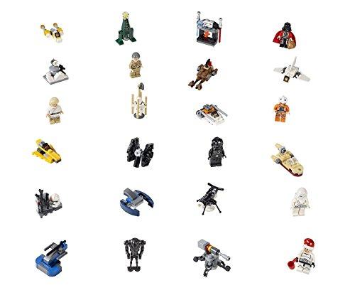 Lego Star Wars Advent Calendar 75056 by LEGO (Image #1)