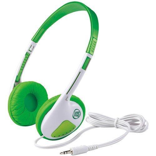 Leapfrog Headphones Green By Leapfrog Enterprises by LeapFrog Enterprises