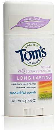 Deodorant: Tom's of Maine Women's Deodorant