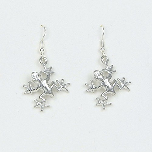 pewter-frog-earrings-hang-on-story-card-and-gift-packaging-handcrafted-in-usa