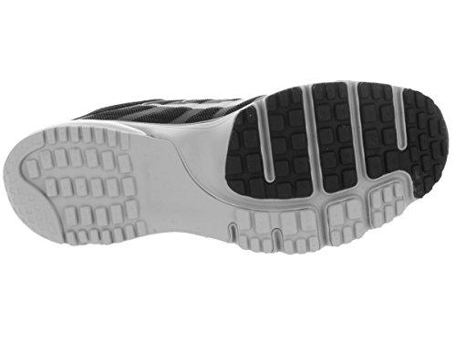 Nike Herren Air Max Excellerate 4 Laufschuh Schwarz / Weiß / Grau