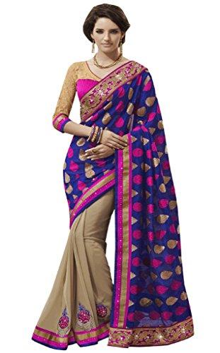 Wear Jay Bollywood Party Sarees Bahubali Saree Style qxZxRTwg