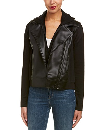 Bailey 44 Women's Pride and Joy Hoodie Jacket, Black, S by Bailey 44