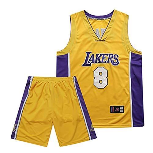 Conjunto De Camisetas De Baloncesto para Hombre - NBA Lakers Kobe ...