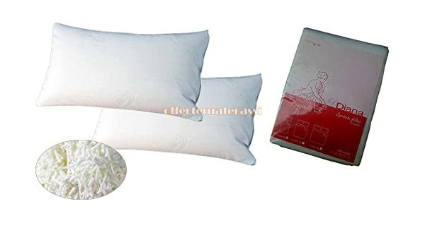 Par Cojín Almohada lazo de Memory Foam Jabón + colchones cama doble: Amazon.es: Bricolaje y herramientas