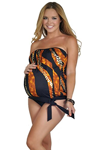 Maternity Comfortable Sexy Bikini Swimsuit Summer Hot Pregnant Mommy Two Piece