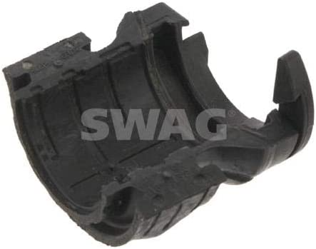 SWAG Anti Roll Bar Bushing Kit Front Axle Fits AUDI A4 A5 A6 A7 A8 8K0411327B